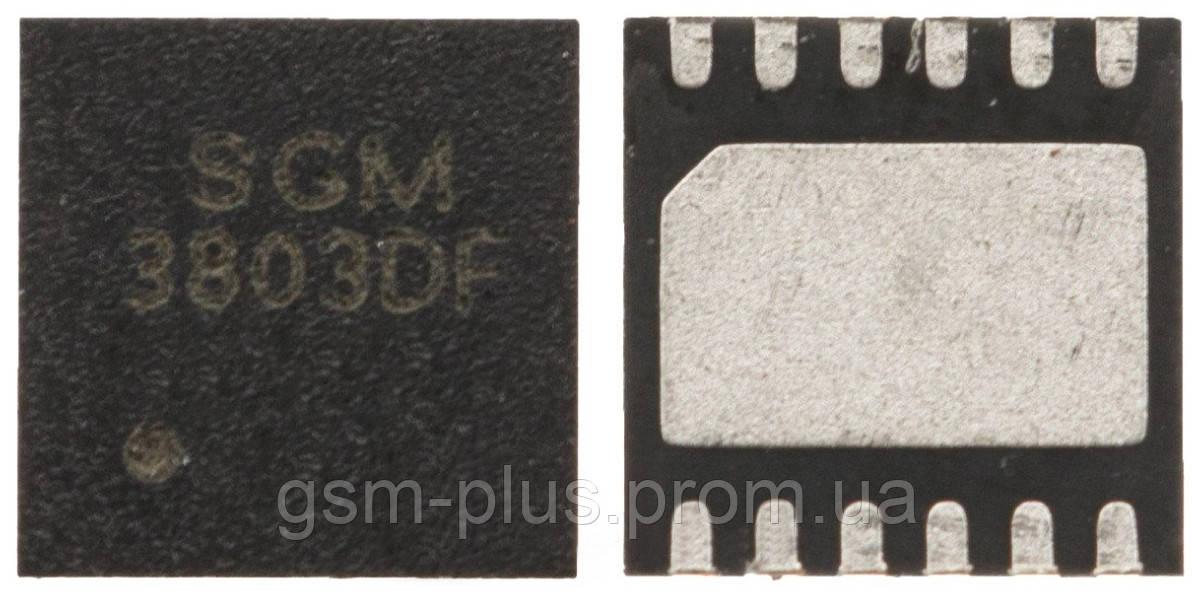 """Микросхема управления подсветкой SGM3803DF для Huawei Honor 5A (CAM-AL00) 5.5""""/Honor 5C/Honor 5X"""