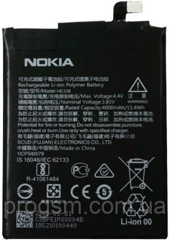 Аккумулятор Nokia 2 HE338 (4000 mAh)