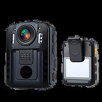 Нагрудный видеорегистратор BOBLOV WN9 2K 1296P IP54 с мощным акумулятором и большим функционалом, фото 1