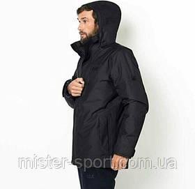 Мужская куртка Jack Wolfskin Men's West Point Island Jacket, Black, M размер