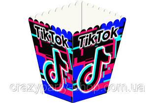 Коробочка для сладостей и подарков Тик Ток