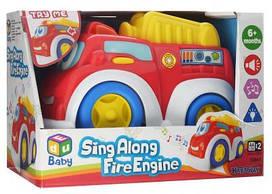Музична Пожежна машинка Keenway K12841