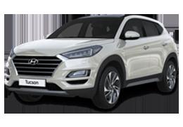 Накладки на пороги для Hyundai (Хюндай) Tucson 3 (TL) 2015+