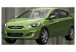 Накладки на пороги для Hyundai (Хюндай) Accent/Verna 5 2017+