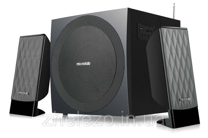 Акустична система Microlab M-300U Black