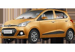 Накладки на пороги для Hyundai (Хюндай) i10 2 2014+