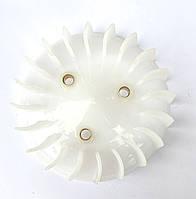 Крыльчатка вентилятора охлаждения Ямаха 50 куб.