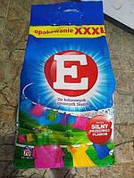 Стиральный порошок Е do kolorowych i ciemnych tkanin 70 стирок, 4,55кг (Польша)