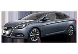 Накладки на пороги для Hyundai (Хюндай) i40 2011+