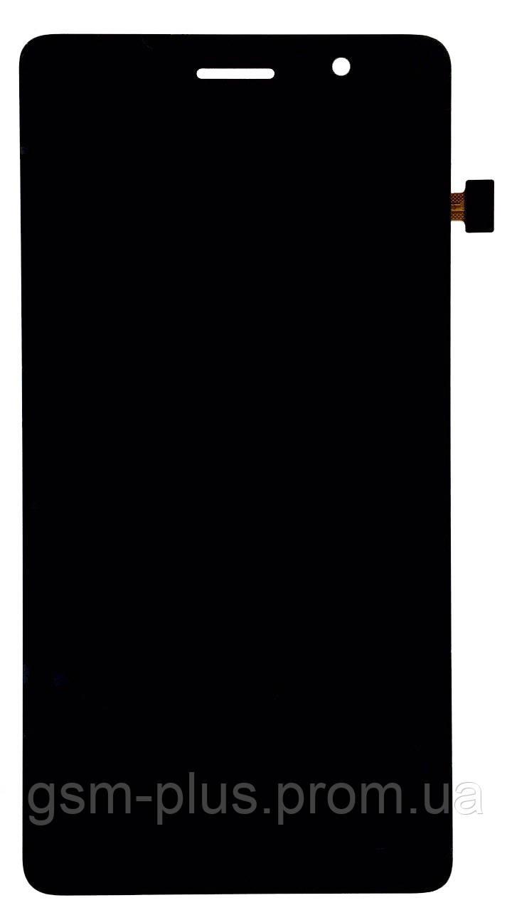 Дисплей Lenovo S860 complete with touch Black