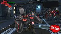 Безпровідний геймпад джойстик Bluetooth V8 для смартфона