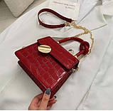 Женская сумка классика, фото 3
