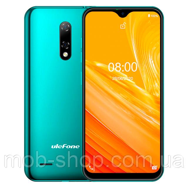 Смартфон Ulefone Note 8 green