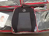 Авточехлы  на Mercedes Atego(1+1)2004-2013 ,авточехлы Фаворит на Мерседес Атего(1+1)2004-2013 года, фото 3