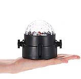 Светодиодный дискошар Led Party Light с пультом, фото 5