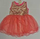 Нарядное красивое детское платье на выпускной праздник утренник фотосессию, фото 5