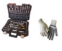 Набор инструментов, 108 предметов Сталь AT-1082