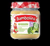 Пюре Брокколи Bambolina, 100г