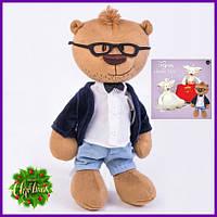 Мягкая игрушка Плюшевый медведь Andre Tan