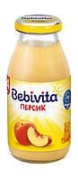 Персиковый напиток Bebivita, 200мл