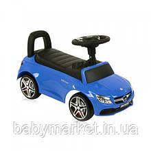 Машинка-каталка Lorelli MERCEDES-C63 AMG Coupe (blue)
