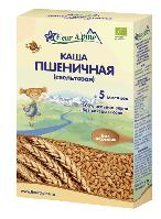 Каша пшеничная (спельтовая) безмолочная Флёр Альпин, 175г