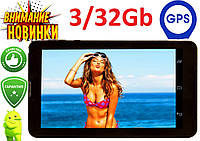 "Планшет Samsung Android 10,1 - 7"" - 3Gb /32Gb +2Sim+Bluetooth+GPS+3G 4G андроид Samsung"