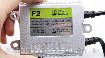 Блок розжига F2 High Bright 38W +30% AC / балласт для ксенона, фото 2