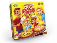 """Настольная игра """"IQ Pizza"""", укр sco"""