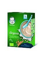 """Молочная каша Gerber® Organic """"Пшенично-овсяная"""", 240г"""