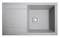 Кухонная мойка гранитная Galati Jorum 86 Seda (601) 10506 серый, фото 1