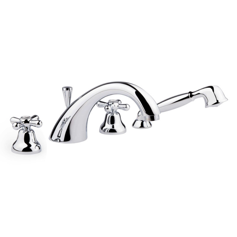 Смеситель для ванны Bianchi Old Fashion VSCOLF790000#CRM (VSCOLF 790 000 CRM)