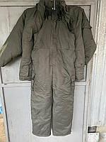 Зимовий костюм для полювання та риболовлі непромокальний ЗЕЛЕНИЙ, фото 1