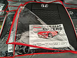 Авточехлы  на Honda CR-V 2013> wagon,авточехлы Фаворит на Хонда CR-V от 2013 года вагон, фото 6