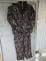 Зимовий костюм для полювання та риболовлі непромокальний ДУБОК
