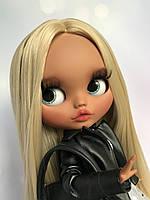 Шарнирная Кукла Блайз/ Blythe, кастом, набор одежды + подставка, фото 1