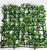 """Для фіто стінки з штучної зелені """"килимок орегано"""" 23*23см,колір зелений"""
