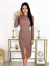 Просте елегантне плаття, фото 3