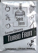 Дрожжи для фруктовых браг SpiritFerm Turbo Fruit 40g