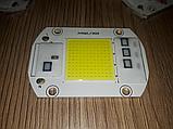 №10 Светодиод 30w 220v 6000K LEd 30w 220v Smart IC светодиодная матрица 30 ватт 220В с драйвером на борту, фото 4