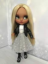 Лялька Блайз/ Blythe, кастом, набір одягу+ підставка