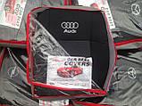Авточехлы Favorite на Audi A6(С-5) 1998-2001 sedan,авточехлы Фаворит на Ауди А6(C-5) 1998-2001 года седан, фото 4