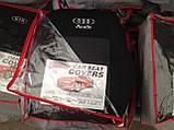 Авточехлы Favorite на Audi A6(С-5) 1998-2001 sedan,авточехлы Фаворит на Ауди А6(C-5) 1998-2001 года седан, фото 5