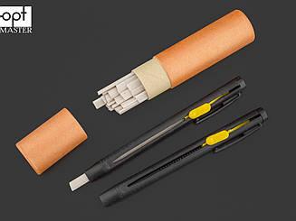 Набор стержней раскроечное мыло 20 шт + ручки 2 шт (10-002)