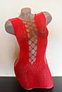 Пеньюар сітка Сексуальное белье пеньюар-сетка Эротическое белье, фото 3