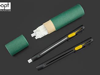Набор стержней раскроечное мыло 20 шт + ручки 2 шт (10-006)