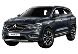 Накладки на пороги для Renault (Рено) Koleos 2 2016+