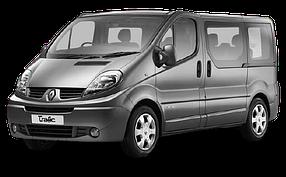Накладки на пороги для Renault (Рено) Trafic 2 2001-2014