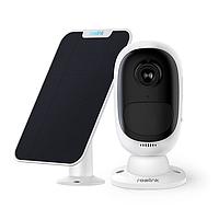 Автономная камера видеонаблюдения Reolink Argus 2 + солнечная батарея | 1080P | Wi-Fi | IP65