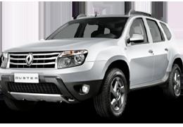 Накладки на пороги для Renault (Рено) Duster 1 2009-2018